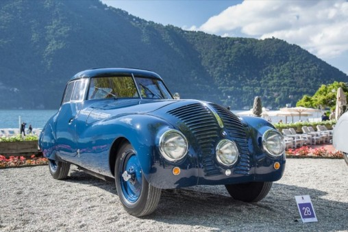 1937 BMW 328 Coupe Streamline Wendler